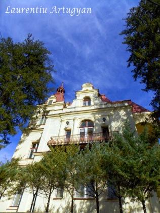 Vila Livia (Vila Bancii)