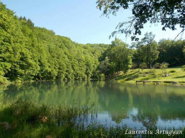 lacul marghitas