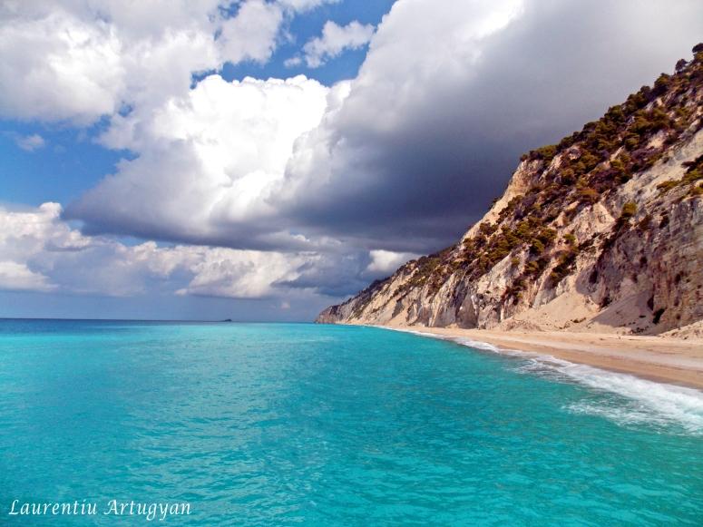 Peisaj Lefkada