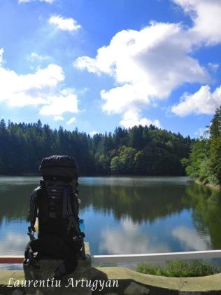 Rucsac Lac Buhui