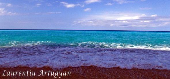 Valuri Plaja Egremni-Lefkada