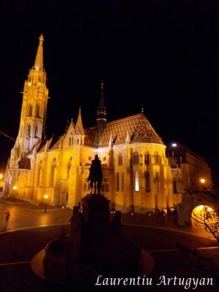 Biserica Matyas ansamblu