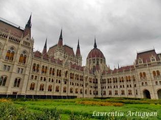 Parlamentul - detaliu