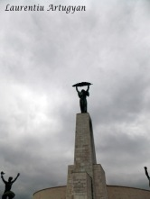 Statuia de pe Citadella