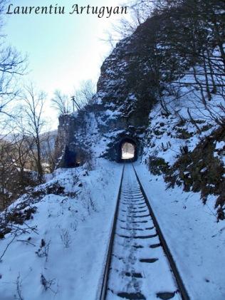 Calea ferata Anina - Oravita