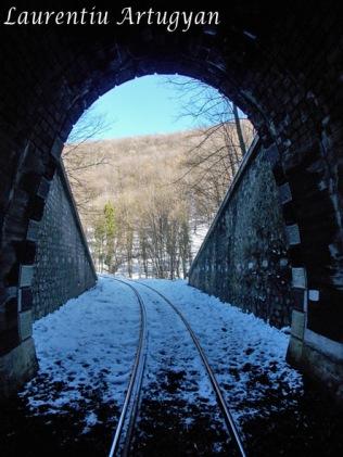 Intrare tunel Anina - Oravita
