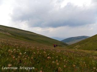 Peisaj Muntii Godeanu