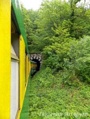 Tunel Anina - Oravita