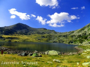 Lacul Bucura Retezat
