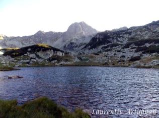 Lacul Pietrele Muntii Retezat