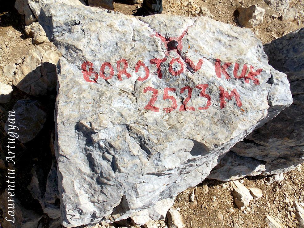 Bobotov Kuk 2523 metri