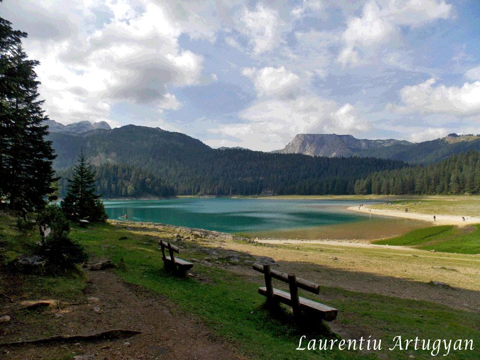 Lacul Negru Durmitor