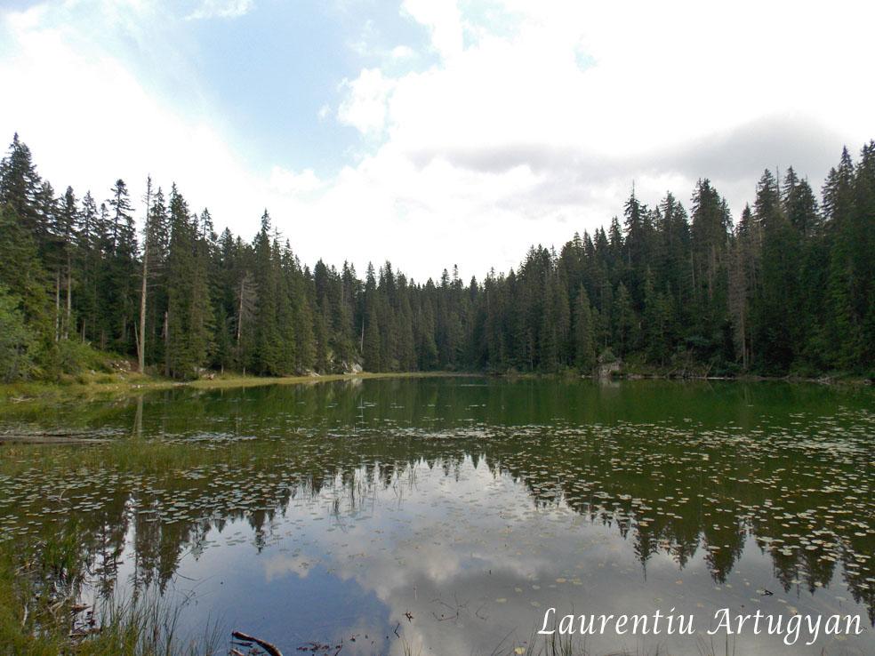 Lacul Zminje in Durmitor