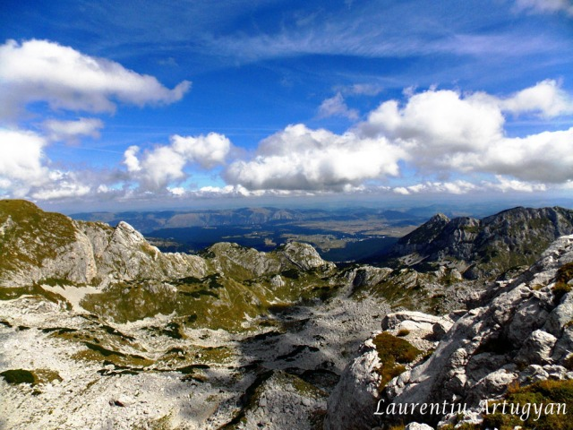 Peisaj superb Durmitor
