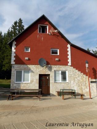 Sala de mese Camp Razvrsje