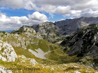 Valea Lokvice spre Zabljak