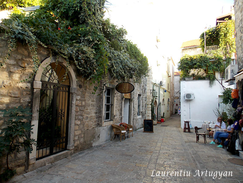 Kotor orasul vechi