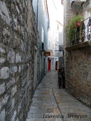 Orasul vechi Kotor