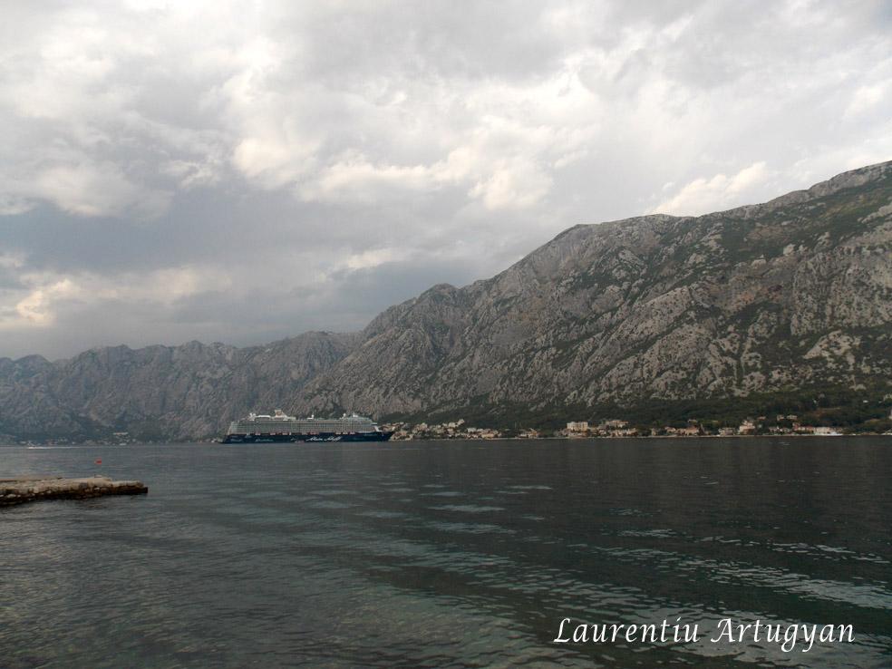 Peisaj Golful Kotor