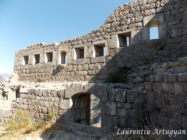 Zid cetate Kotor