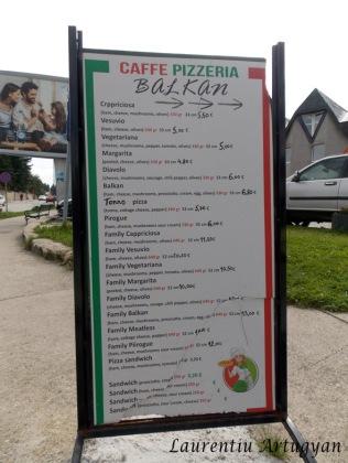 Preturi Pizzerie Zabljak