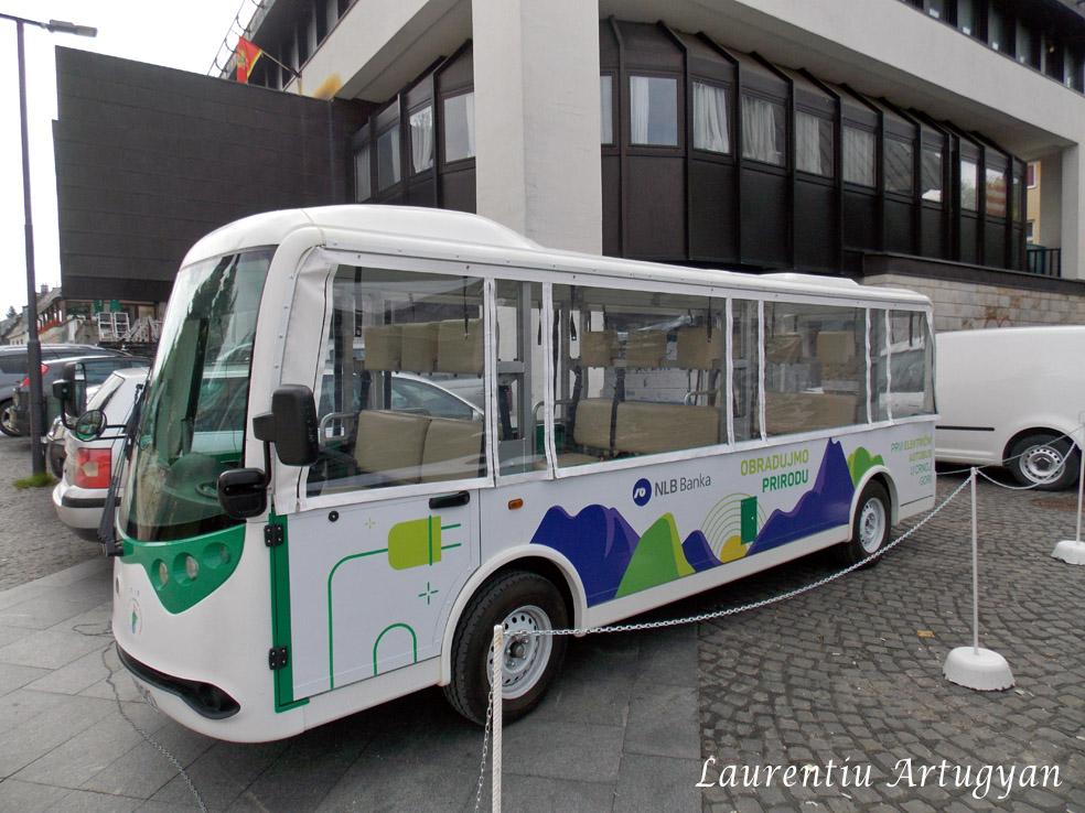 Zabljak autobuz turistic