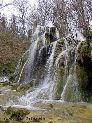 Cascada Beusnita - martie