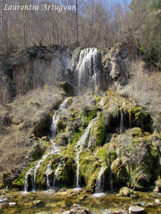 Cascada Carsa - aprilie