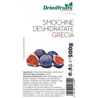 Smochine deshidratate Info