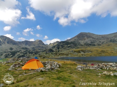 Camping Lacul Bucura Retezat