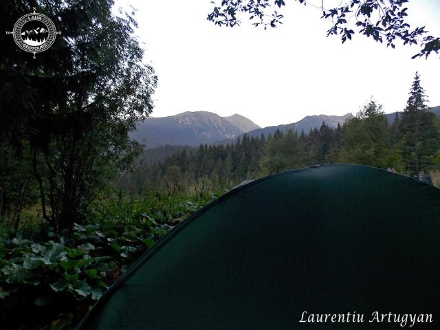 Camping Pietrele Retezat