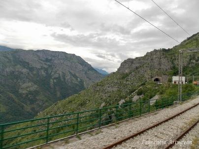 Cu trenul pe ruta Belgrad Bar