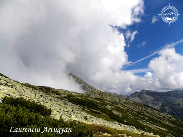 Valea Valereasca spre Retezat