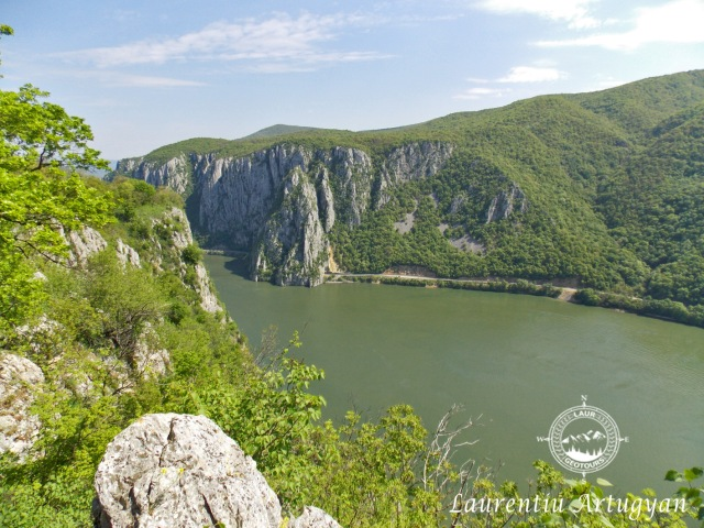 Geoturism Cazanele Dunarii