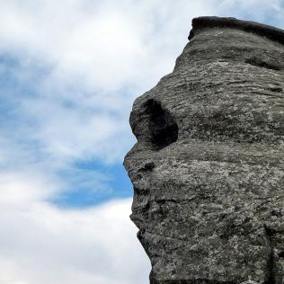Sfinxul Muntii Bucegi Laur GeoTours