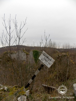 Cheile Carasului Cetatea Grat