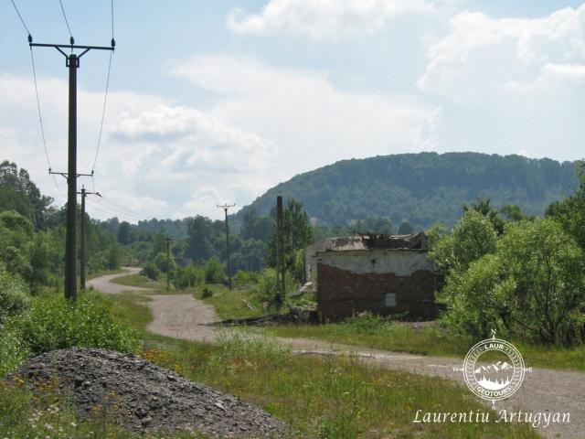 Drum spre Talva Zanei