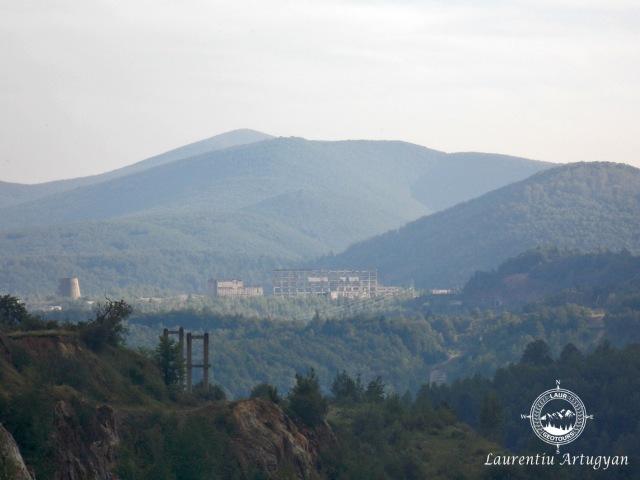Fosta termocentrala Crivina - Anina