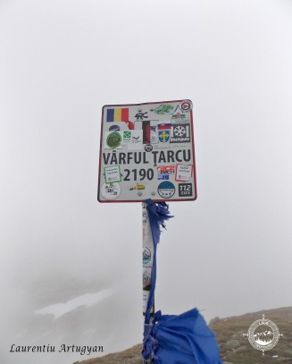 Vf Tarcu 2190 m