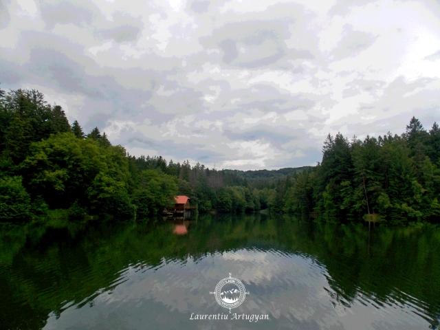 Traseu Lacul Buhui