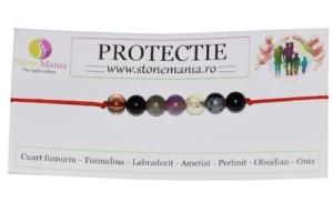 Bratara cristale Protectie