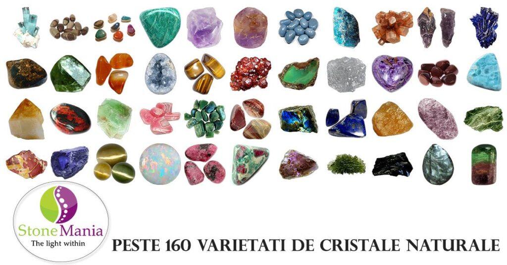 Magazin cristale naturale Stone Mania