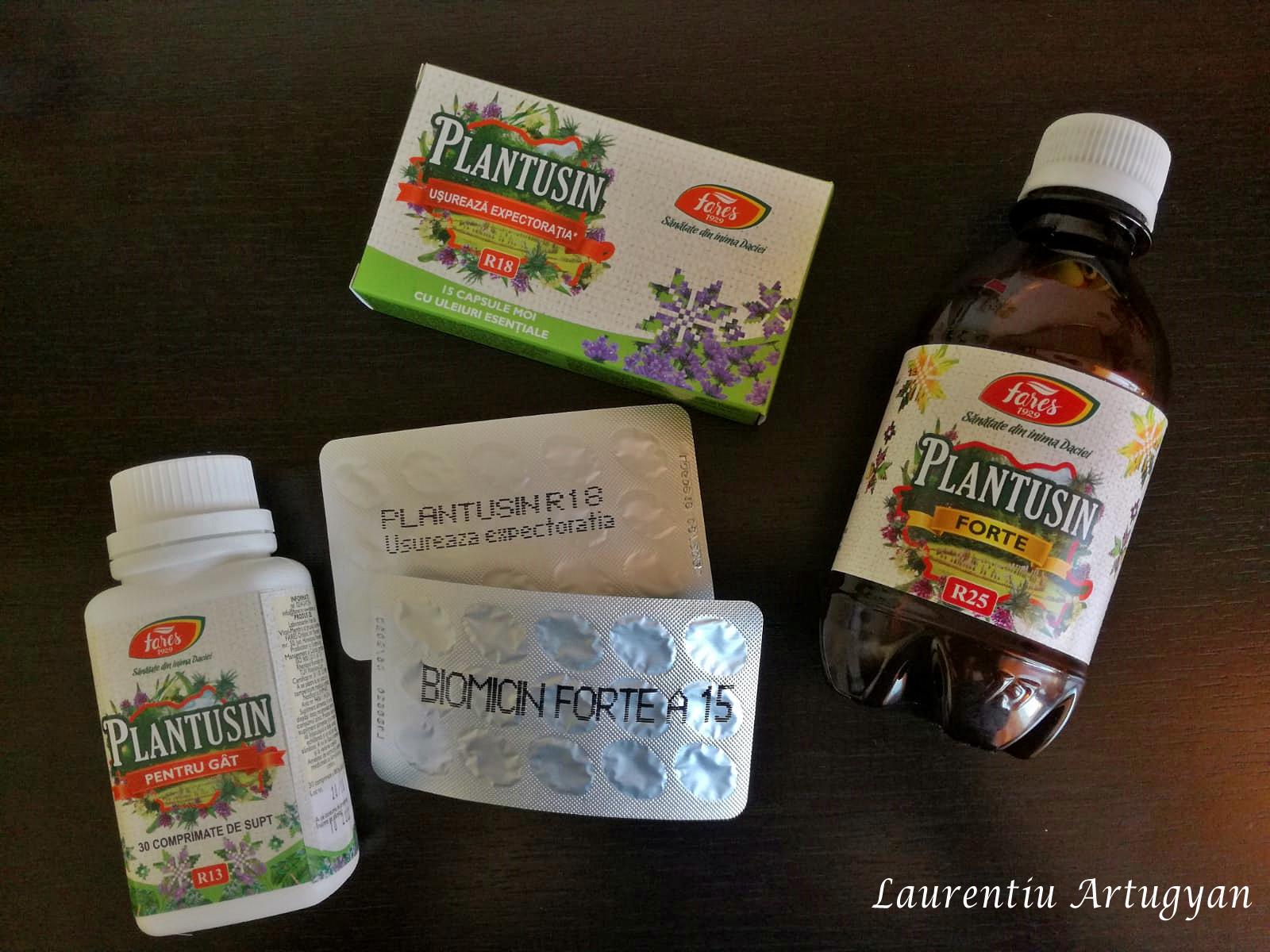 Plantusin Biomicin Forte ambalaj