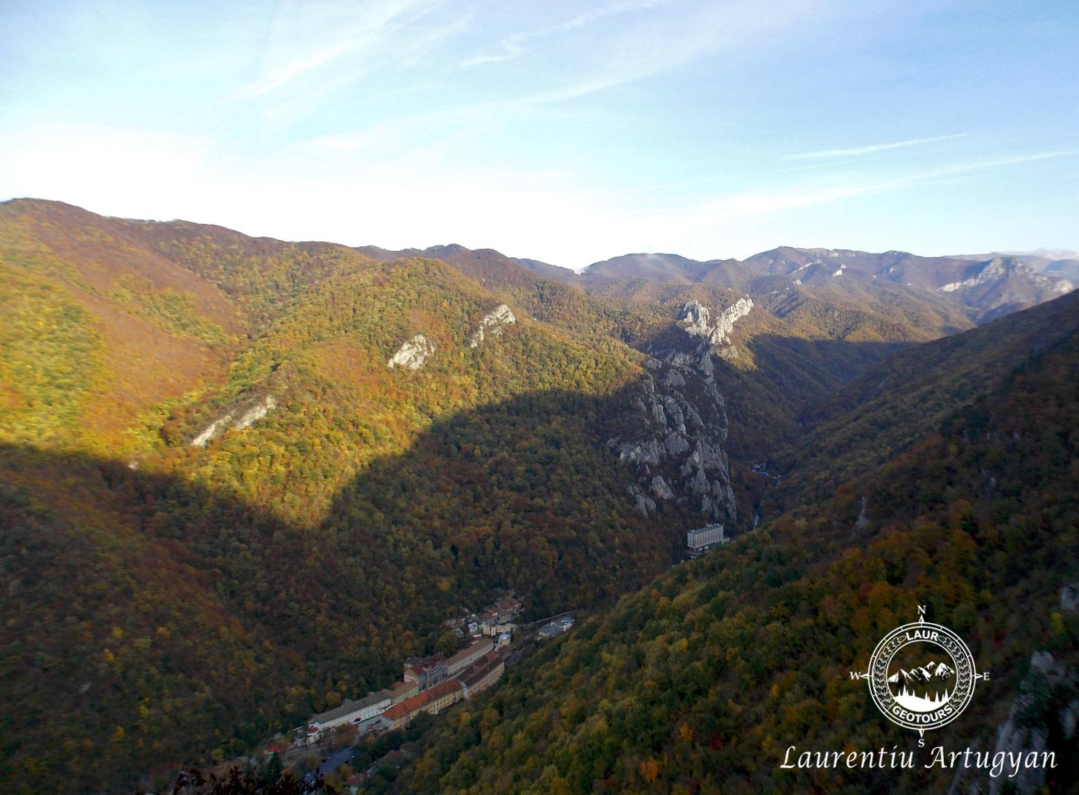 Toamna pe Valea Cernei