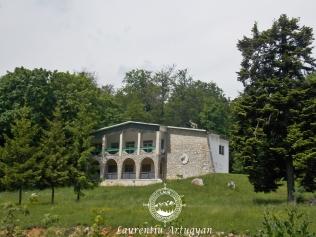 Fosta cabana Maial - Anina