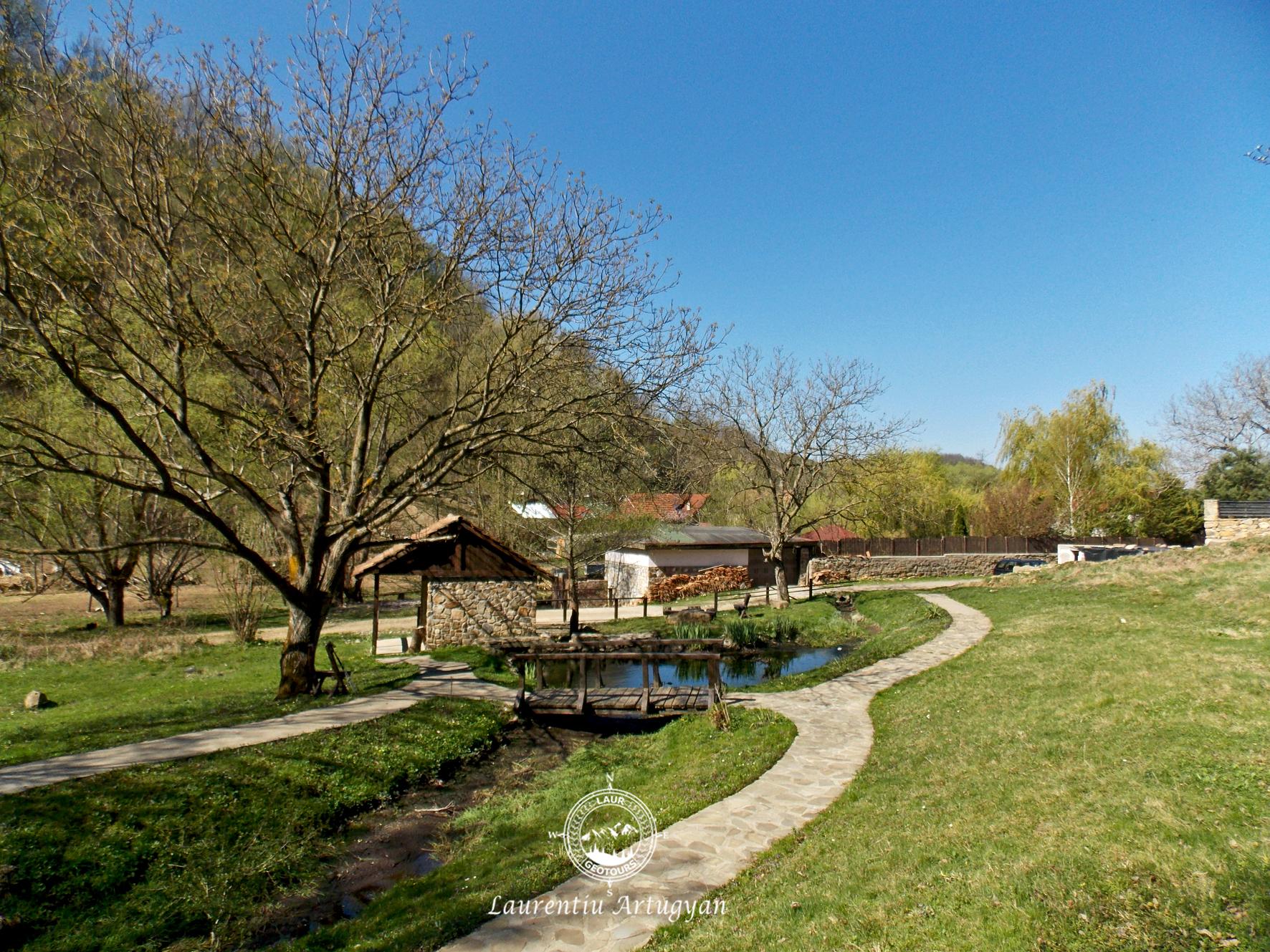 Morile de apa din satul Garliste