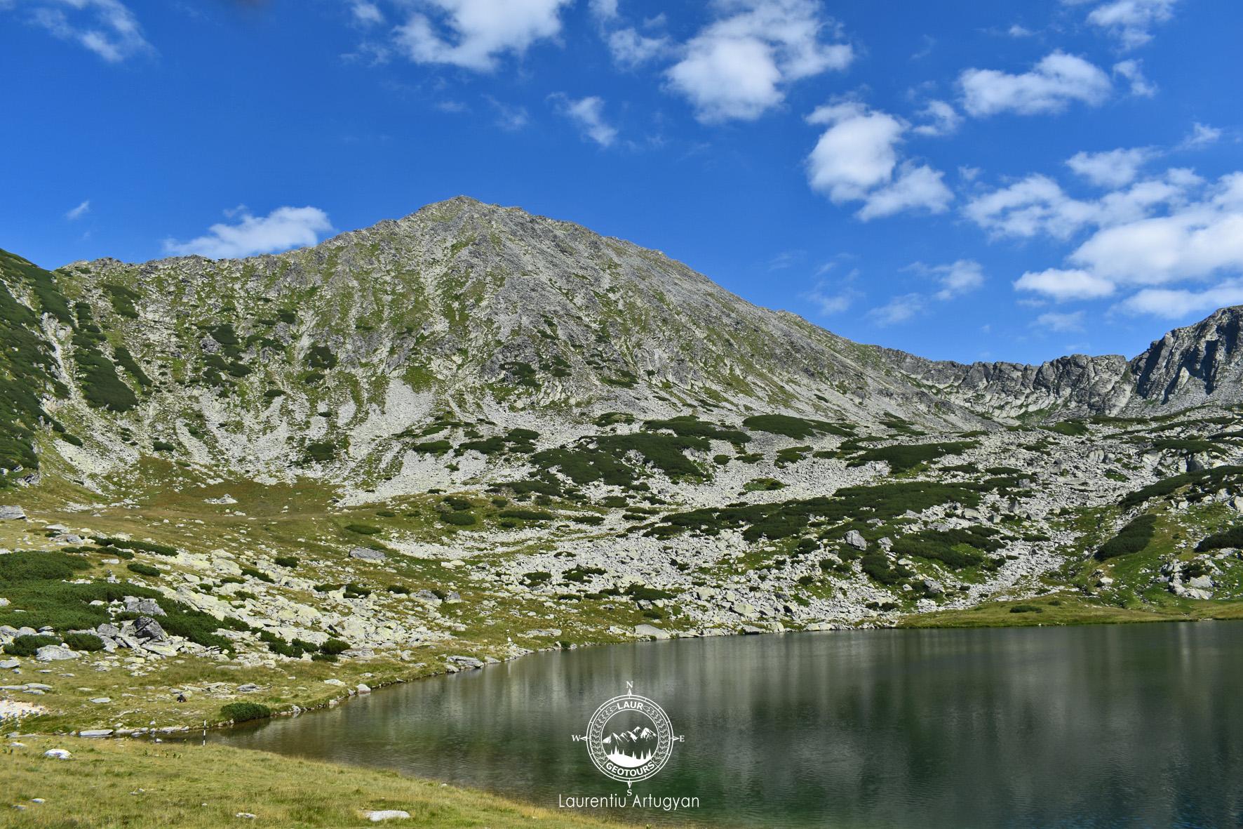 Lacul Gales si Varful Mare - Muntii Retezat